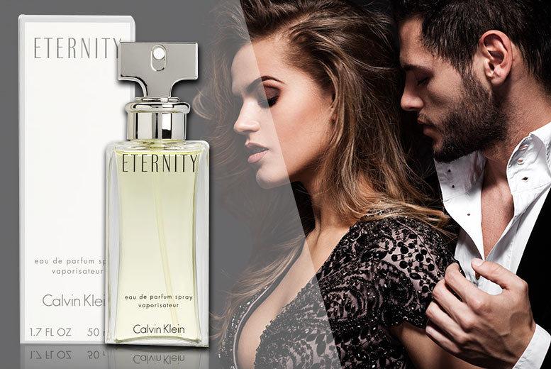 Calvin Klein Eternity EDP for £22.00