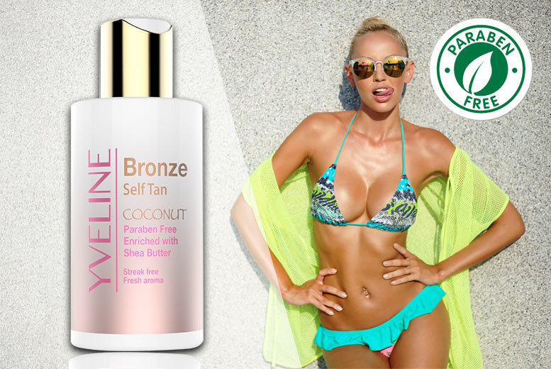 Bronze Coconut Face & Body Self Tan for £7.99