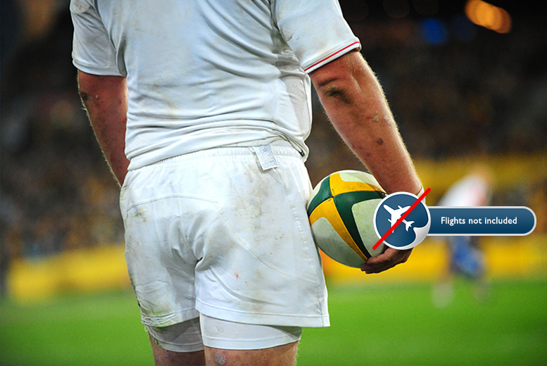 From £99pp for a 2nt 3* Rome stay with Six Nations 2017 ticket, from £149pp for a 3nt stay OR 4* hotel or from £299pp for a 4* luxury hotel