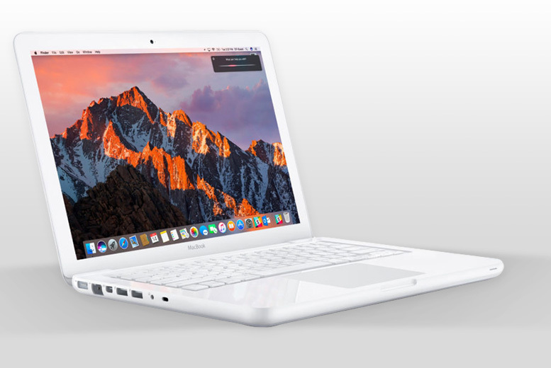 Apple MacBook A1342 with 250GB HDD, 10.12 Sierra & 12mth warranty from £249.00