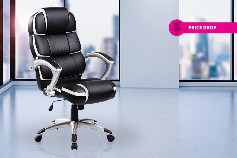 Luxury Designer Office Chair for £59.99