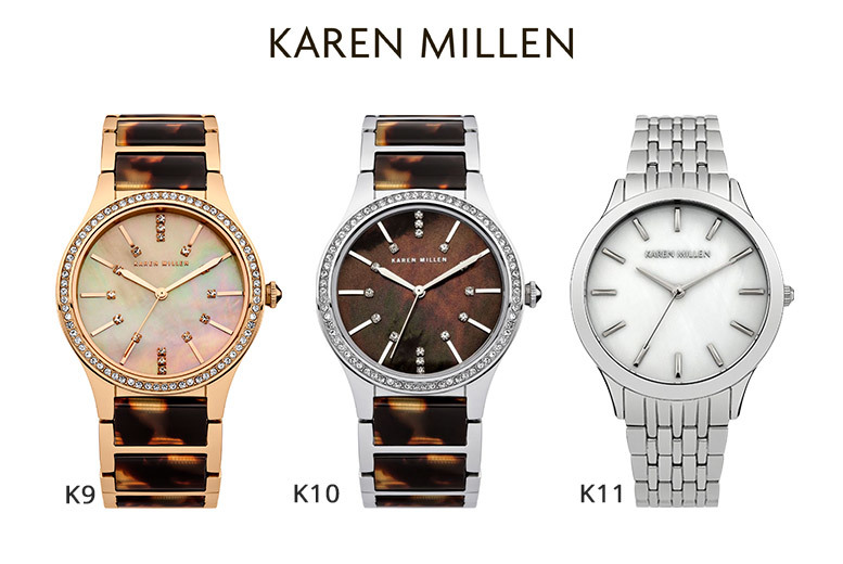 Karen Millen Watch - 12 Designs!