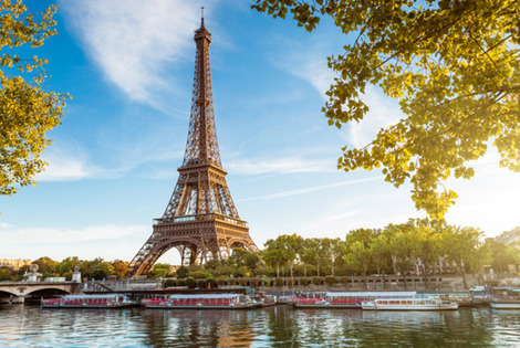 £85pp (from Super Break) for a full day in Paris including coach travel, two-night hotel stay, breakfast and a cruise along the River Seine - save up to 26%