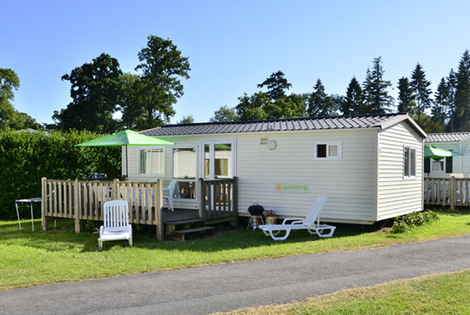 From £99 (with Eurocamp) for a seven-night self-catered mobile home break in France for a family of up to six at one of 10 locations - save up to 43%