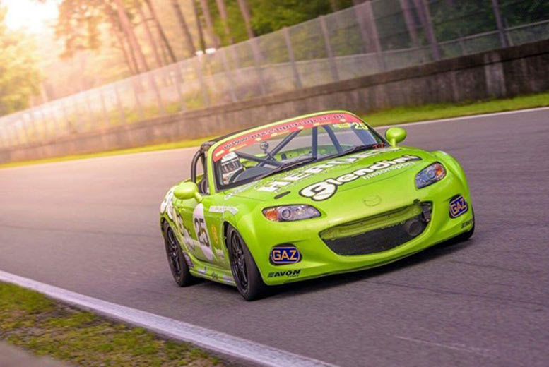 Get This Exciting Mazda Junior Driving Experience. Drive Three Thrilling  Miles In A Shiny Red Mazda MX5 Race Car U2013 Recognisable From Disneyu0027s Cars  Movies!
