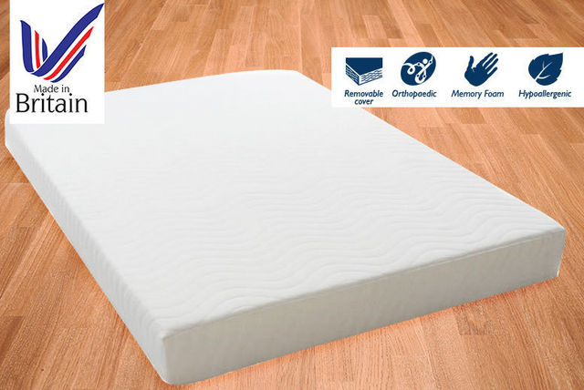 the cloud memory foam mattress