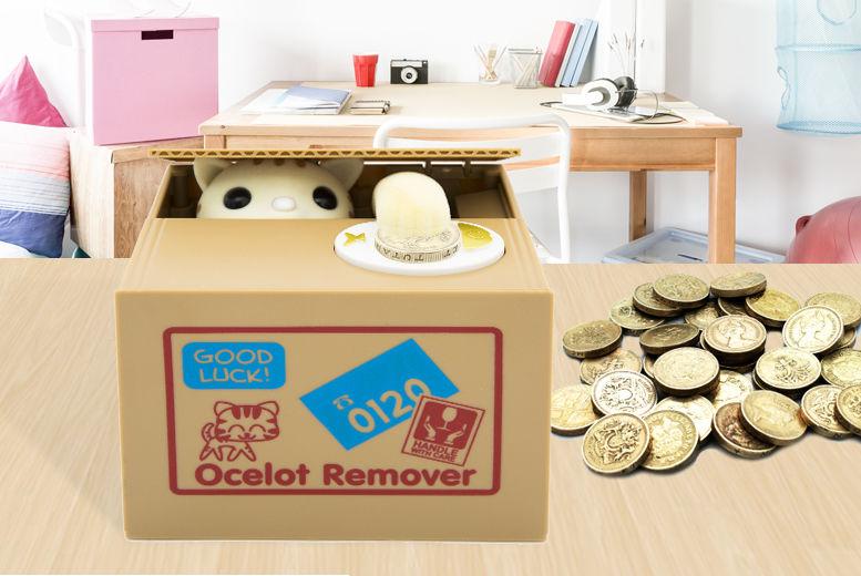 Mischief Money Box – 3 Designs! for £8.99
