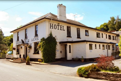 £79 (at The Baskerville Arms) for a two-night stay for two including continental breakfast - enjoy the stunning Welsh countryside and save up to 54%