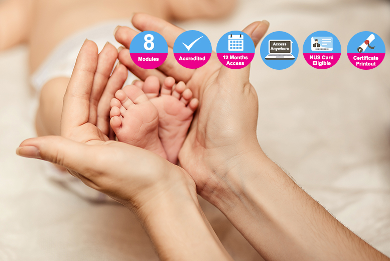 Accredited Level 3 Midwifery Course for £19.00