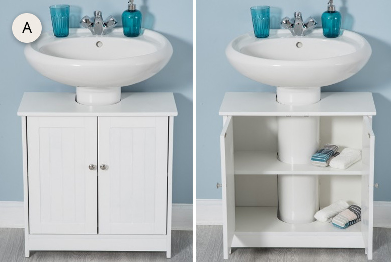 Bathroom Storage Set – 5 Designs! from £22.00