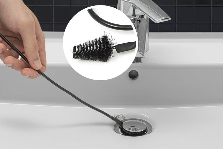Turbo Snake Drain Removal Tool for £2.99