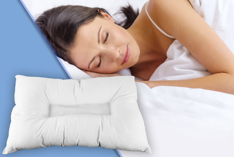 Orthopaedic 'Anti-Snore' Pillow from £9.00