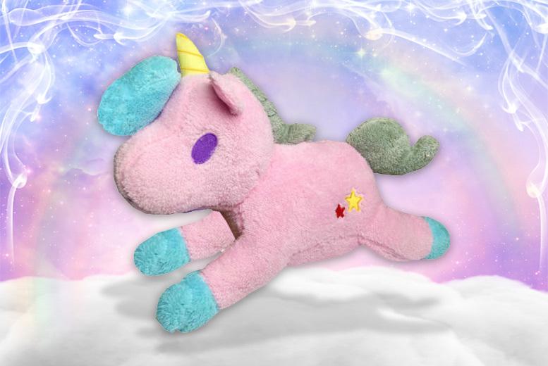 Plush Unicorn Cuddly Toy for £7.99