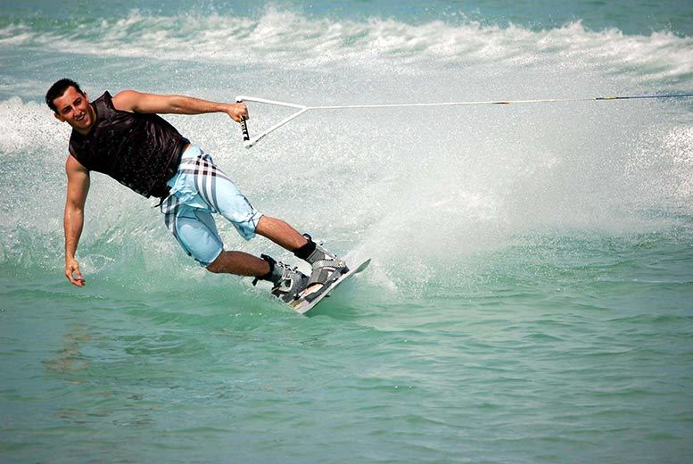 £59 for a Wet 'n' Wild wakeboarding experience from Activity Superstore!