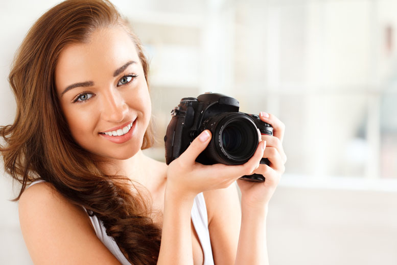 £10 instead of £199 for an online photography masterclass course from OfCourse - save 95%