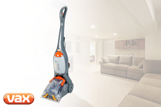 £59 for a VAX 500W Powermax Carpet Washer or £82 for a VAX 1350W Oasis Carpet Washer plus £25 for VAX cleaning solution