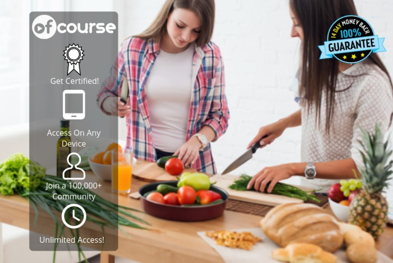 Food and Drink: Vegan & Vegetarian Cooking Courses - Unlimited Access!