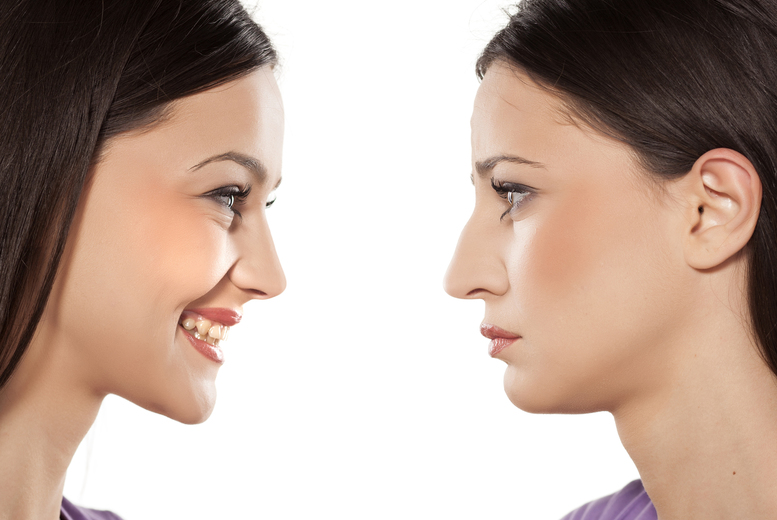 £249 instead of up to £849 for a 'non-surgical' nose reshaping including consultation at Harley Street Elite Clinic - save up to 71%