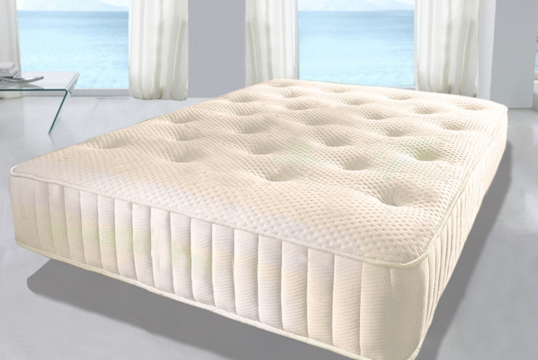 Ultimate 4000 Memory Pocket Sprung Mattress - 5 Sizes!