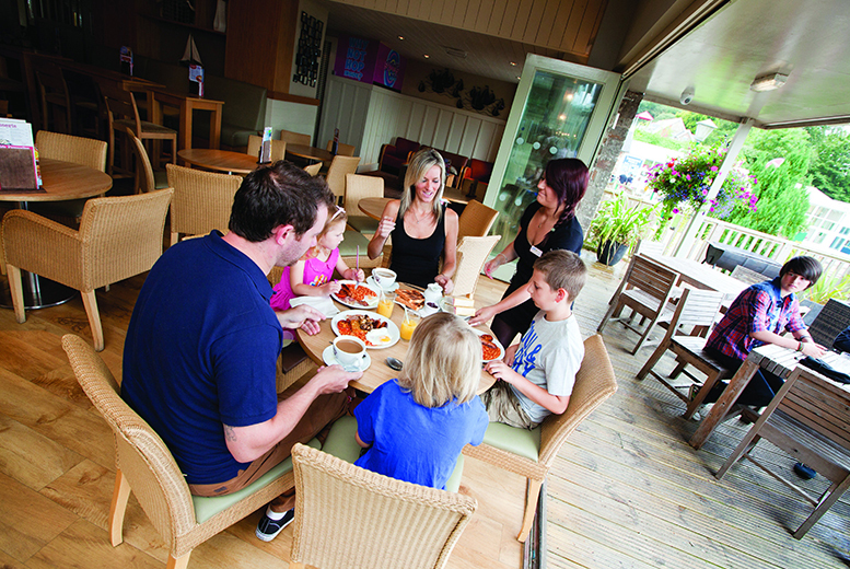 From £89 (from Park Resorts) for a three-night weekend or a four-night midweek caravan break for up to six at a choice of over 40 parks - save up to 55%