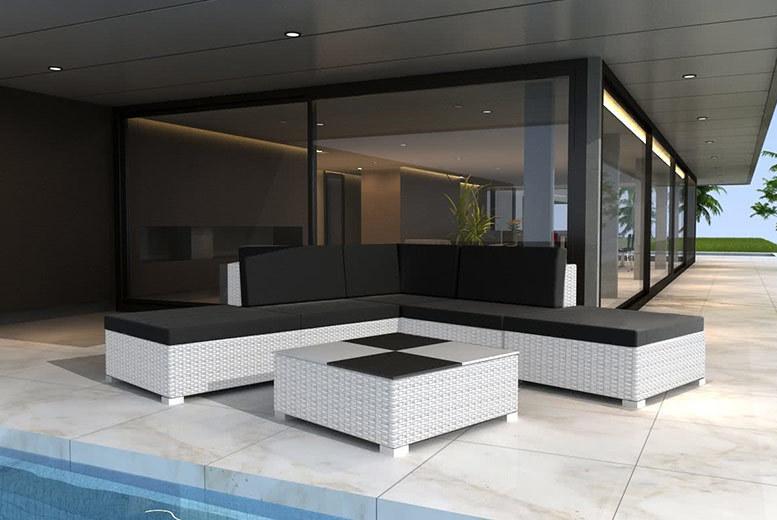 Montpellier Rattan Sofa Set