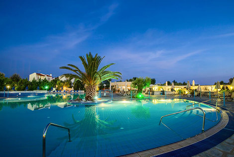 From £169pp (from ClearSky Holidays) for a 3nt all-inclusive Greek spa break including flights, from £239pp for 4nts and from £299 for 7nts - save up to 35%