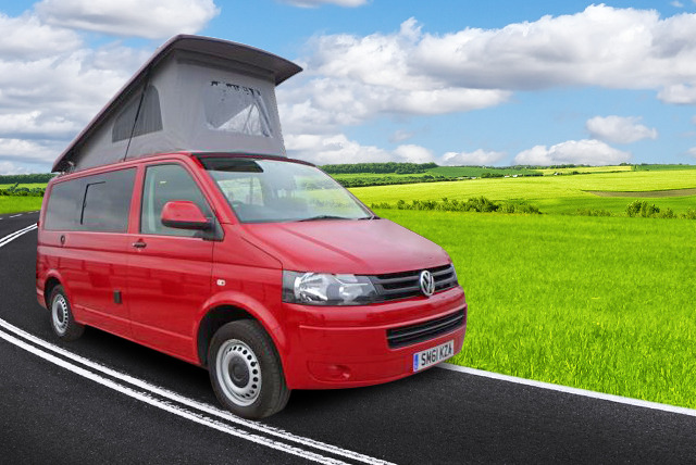 £129 instead of £270 for three nights of campervan hire with equipment provided from Caledonian Campers, Glasgow - save 52%