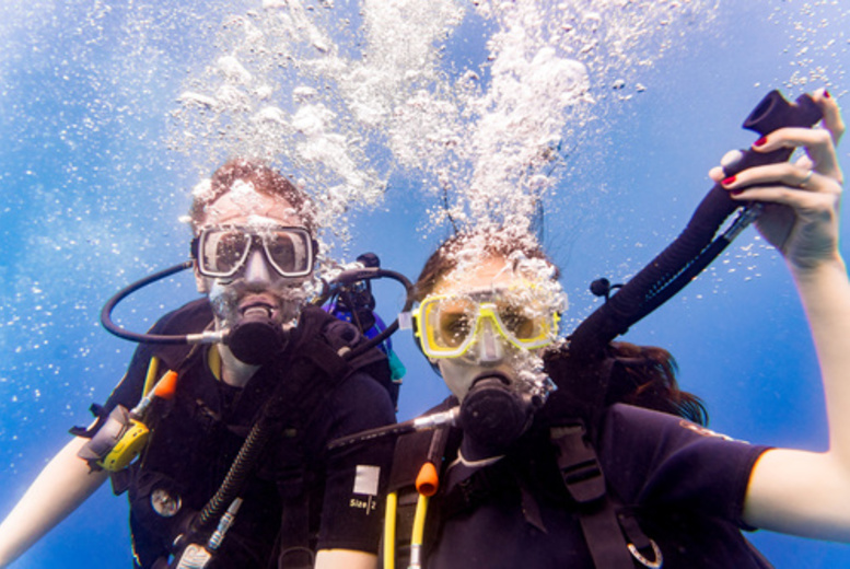 £14 instead of £25 for a scuba diving taster session from Clubsub - save 44%
