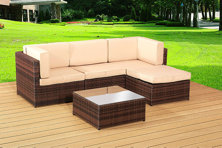 sofa set deals uk ~ wowcher  deal  £289 instead of £870 for a fourseater