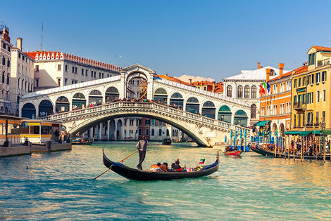 £599pp (from Weekender Breaks) for a two-night Rome and two-night Venice break, plus a seven-night Mediterranean cruise and flights - or pay just £250pp deposit today!