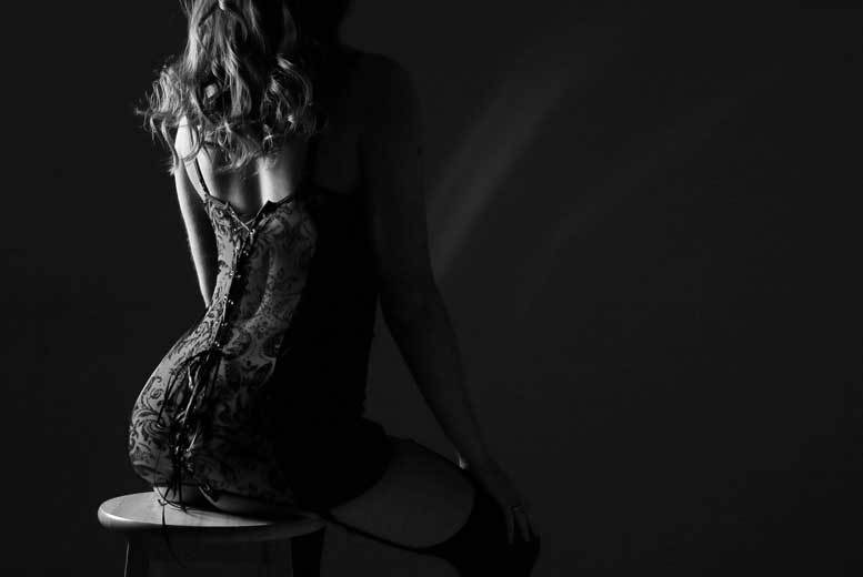 """£15 instead of £45 for a boudoir photoshoot including one 10"""" x 8"""" framed print and three 6"""" x 4"""" prints at Hammonds Studio, Chelmsford - save 67%"""