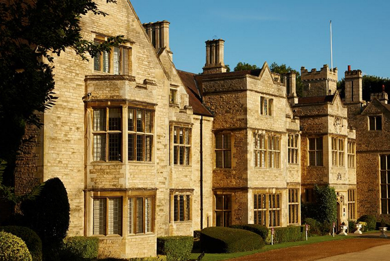 Traditional Afternoon Tea for 2 @ Redworth Hall Hotel