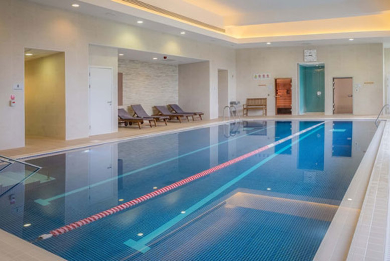 £39 for two-hour spa access with two 30-minute Elemis beauty treatments plus a goody bag for one person, £68 for two people at The Ocean Rooms Spa, Reading - save up to 62%