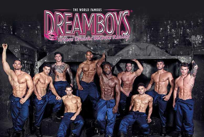£24 instead of £30 for a ticket to see the Dreamboys with a cocktail, buffet and nightclub entry - choose from six UK locations and save 20%