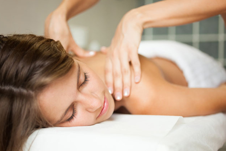 £15 for an hour-long Swedish, hot stone or aromatherapy massage, or £25 for a massage plus a facial at Peppermint Salon - save up to 62%
