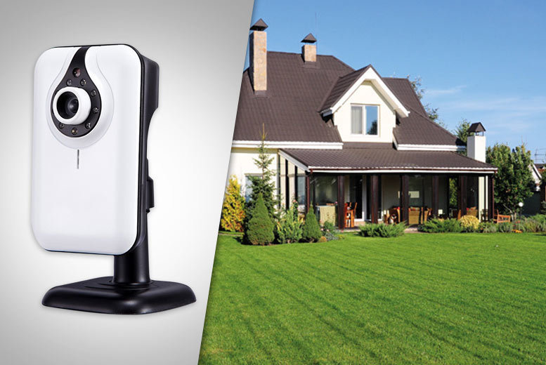 Time 2 HD Networking IP Surveillance Camera for £32.99