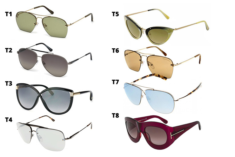 Tom Ford Sunglasses – 30 Styles! for £79.00
