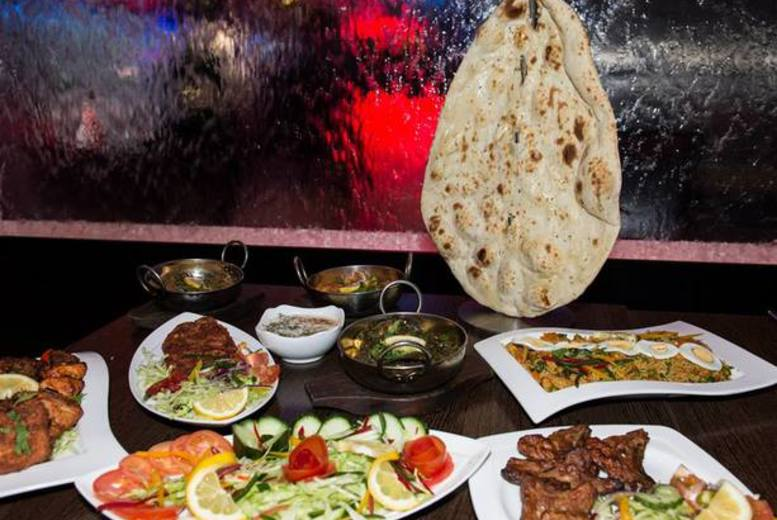 £20 for a £40 voucher to spend towards dining for two people at East Z East, Preston  - save up to 50%