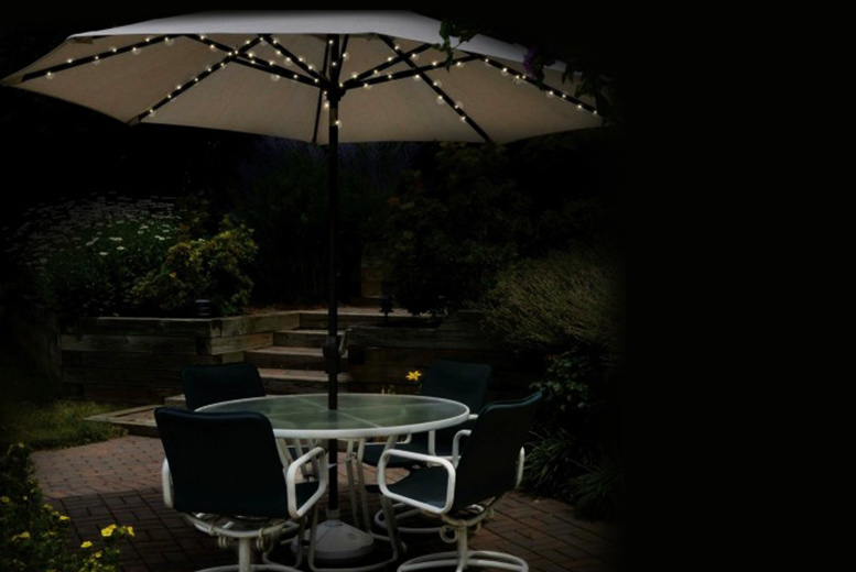 60 LED Parasol Chain Lights