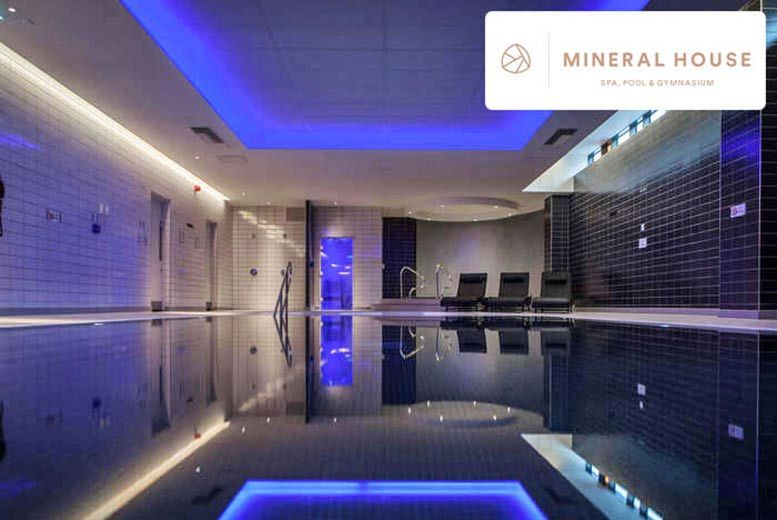 £65 instead of £106.45 for a spa experience, afternoon tea and prosecco, £109 for two people at the Crowne Plaza Hotel, Newcastle - save up to 39%