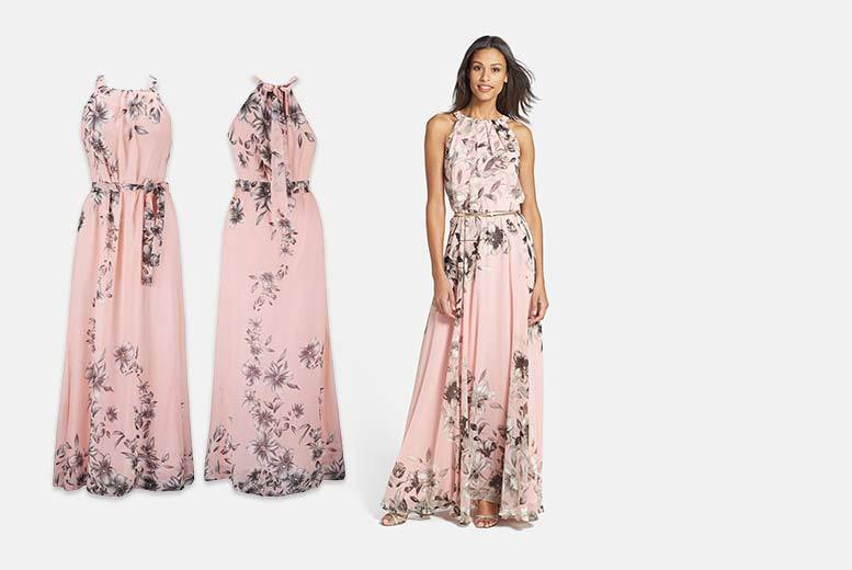 £12 instead of £49.99 (from EFMall) for a boho summer maxi dress - save 76%