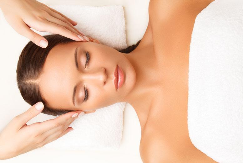 £19 instead of £60 for a one-hour Swedish face, neck, back and shoulder massage at Hogg Heaven, Edinburgh - save 68%