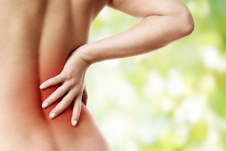 £29 instead of up to £165 for a back pain examination with a spinal scan and two treatment sessions at Shield Clinic - save up to 82%