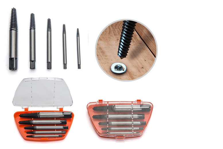 5pc Damaged Bolt Extractor Set for £3.98