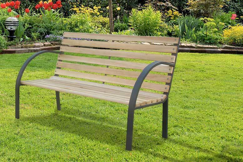 Pembrokeshire Garden Bench