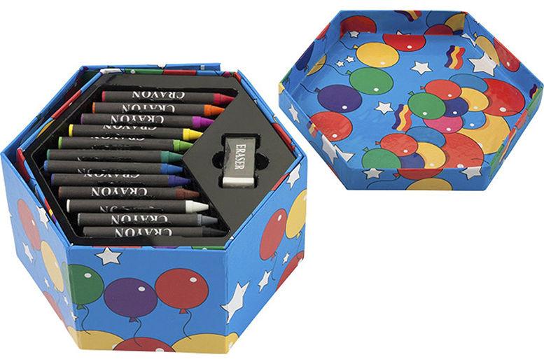 52pc Craft Art Crayon Box for £4.99