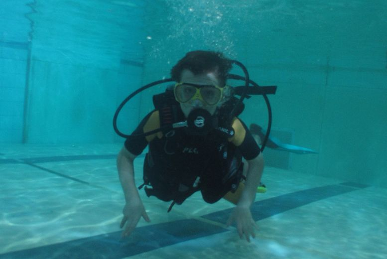 Kids Scuba Diving Taster from Clubsub - £12