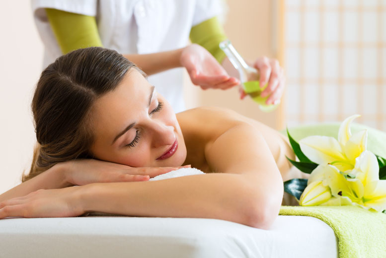 £19 instead of £50 for your choice of massage at For Him & Her Beauty Clinic - save 62%