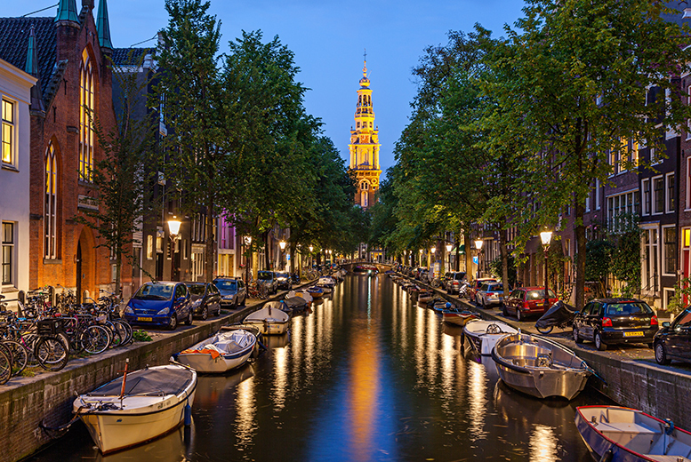 From £79pp (from Crystal Travel) for a two-night 4* Amsterdam break including flights or from £129pp for three nights - save up to 44%