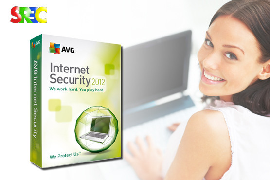 £8 instead of £40 for AVG Internet Security 2012 PC for 1 year from SRE Computing - get essential PC protection and save 80%